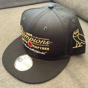 Other - OVO x Raptors Championship hat
